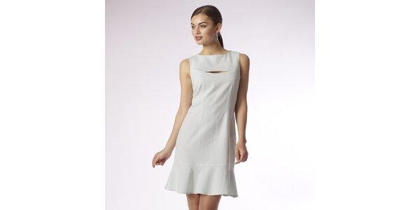 Dámske mentolové šaty Emploi