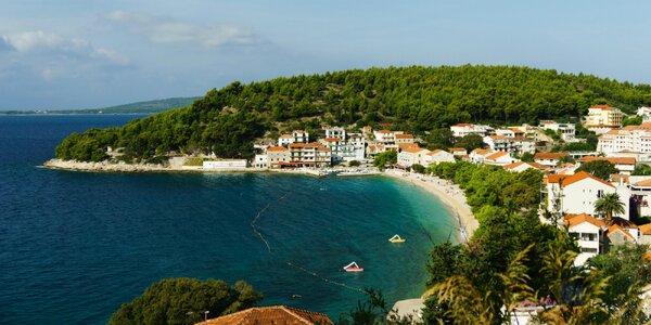 Letný oddych v chorvátskom Drveniku vo Ville Mario***