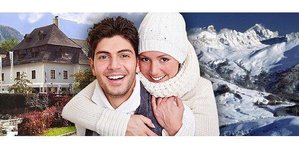 99 eur za 3-dňový pobyt v rodinnom penzióne Sunny v Göstlinských Alpách…
