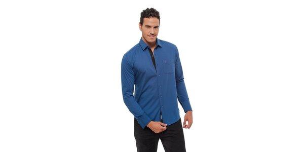 Pánska modrá košela Bendorff