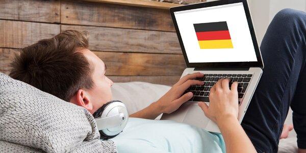 Online kurz nemeckého jazyka s certifikátom