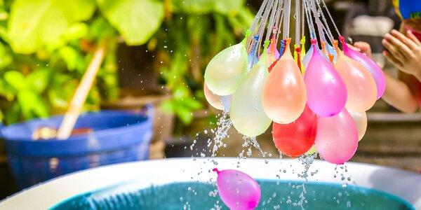 Vodné balóniky: bomby na skvelú mokrú bitku