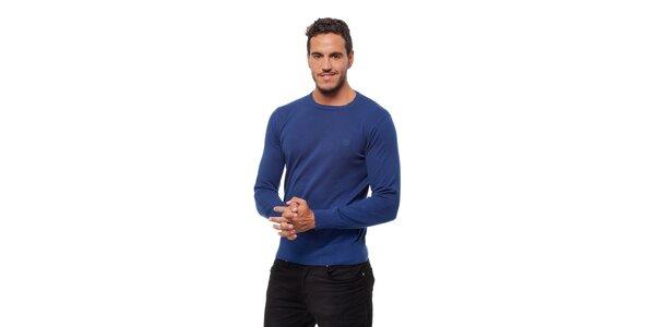 Pánsky modrý sveter Bendorff