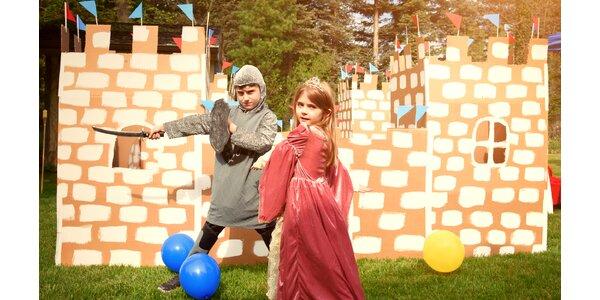 Detský tábor pre nadšencov hradov a histórie