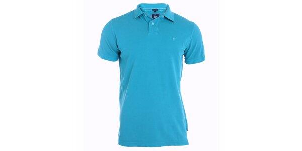 Pánske modré polo tričko Pietro Filipi