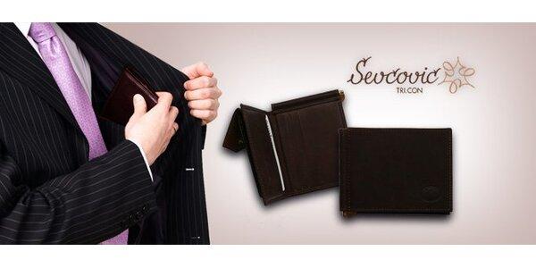 15 eur za elegantnú koženú peňaženku – dolárovku!