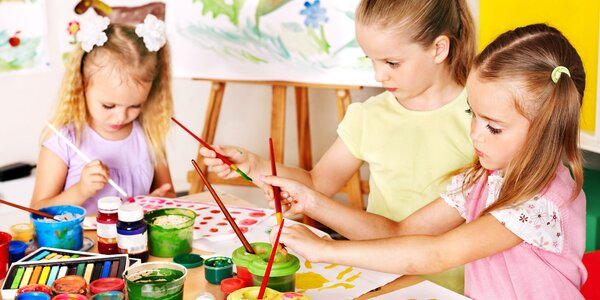 Výtvarný denný tábor pre deti v Žiline