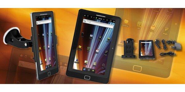 Tablet a GPS 2v1 značky Modecom