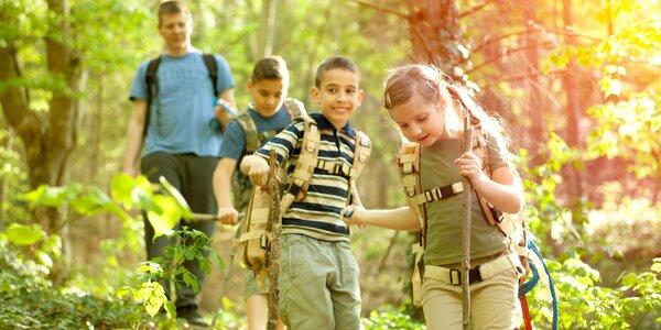 Zachráňme planétu - tematický letný tábor, parádny program a krásna príroda