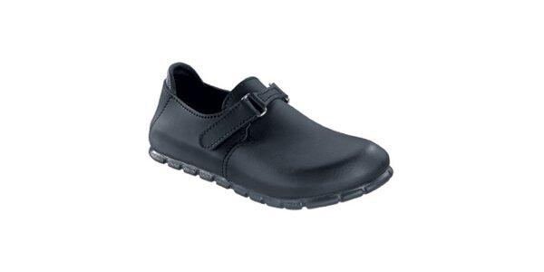 Dámske čierne zdravotné topánky Alpro