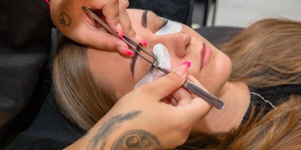 Zvýraznite svoje oči: lash lifting & botox či 3D mihalnice