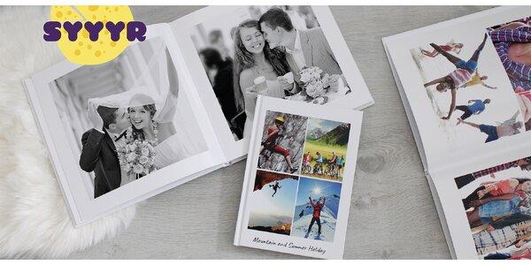 Vaše najkrajšie spomienky v originálnej fotoknihe