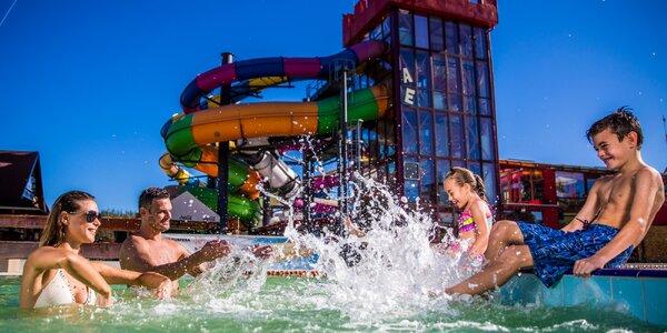 Celodenný vstup do aquaparku TATRALANDIA