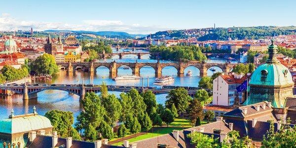 Krásna Praha a spomienkový koncert Pocta Karlovi Gottovi