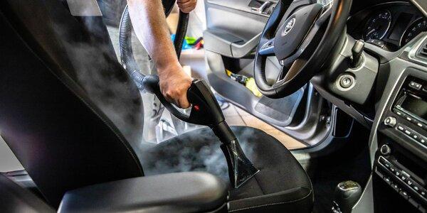 Ekologické čistenie interiéru a exteriéru áut