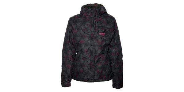 Dámska čierna zimná bunda Loap