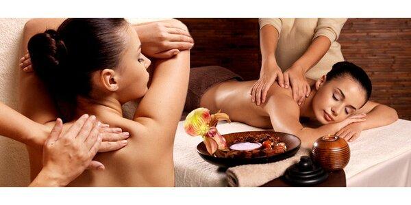 Marocká masáž - chladivá novinka