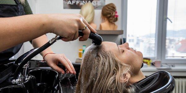 Kadernícke služby: strih alebo kúra na vlasy