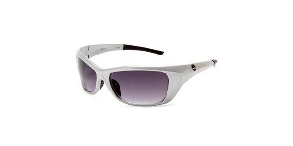 Strieborné slnečné okuliare Timberland