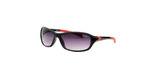 Čierno-červené okuliare Timberland