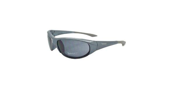 Modré metalické okuliare Timberland
