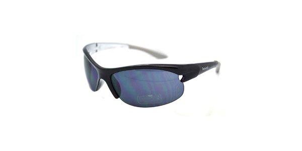 Čierne športové slnečné okuliare Timberland