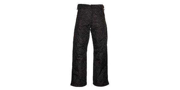 Pánske šedé lyžiarske nohavice Loap