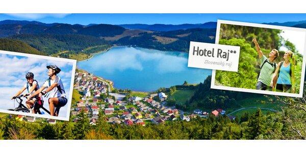 Oddych pre dvoch v Slovenskom raji