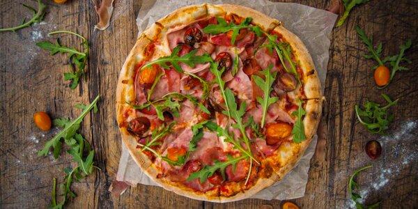 Výborná pizza podľa vlastného výberu v Umelke