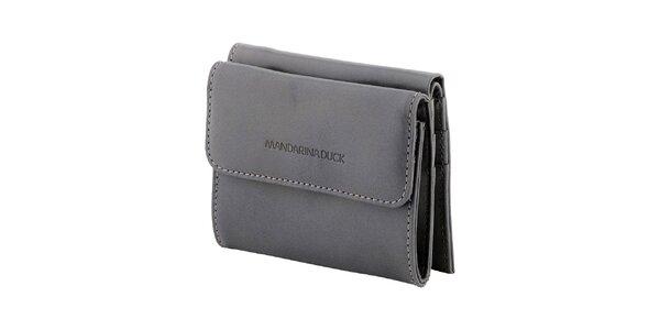 Šedá peňaženka Mandarina Duck