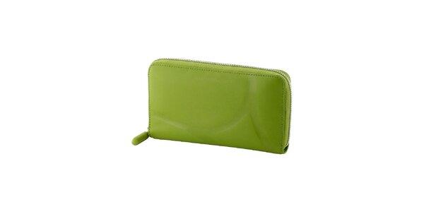 Zelená peňaženka Mandarina Duck