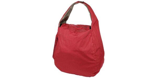 Červená cestovná taška Mandarina Duck