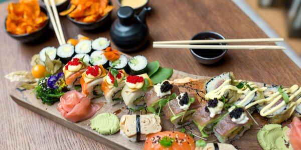 Sushi set pre 2 osoby z LOBBY – iba rozvoz