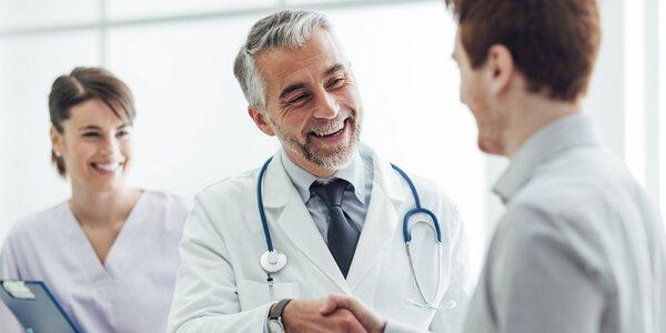 Proktologické vyšetrenie na klinike PROCTOCARE