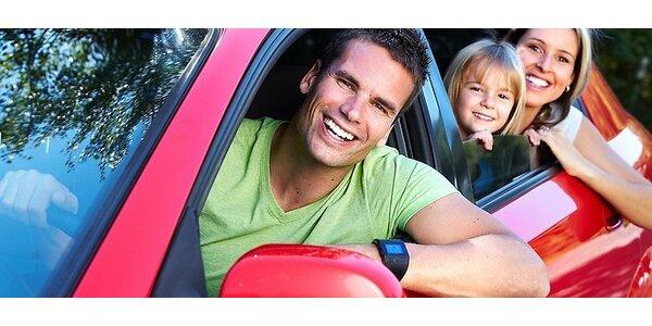 S čistým autom bez šmúh