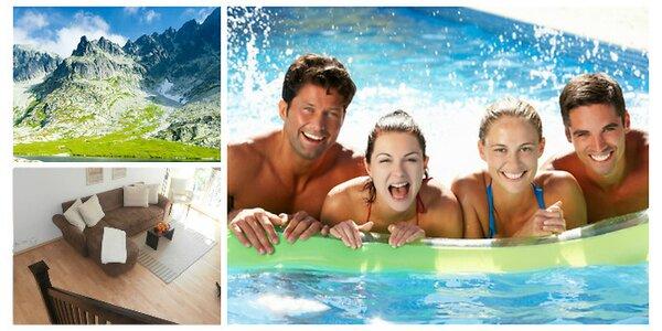 Luxusný apartmán pri Aquacity od 4,9 € / osoba / noc