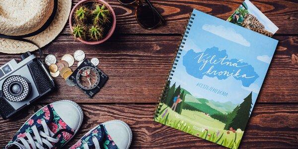 Objavujte krásy Slovenska s výletnou kronikou