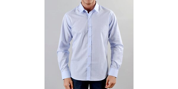 Pánska svetlo modrá košeľa Marcel Massimo