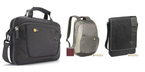 Tašky a púzdra na notebooky Case Logic