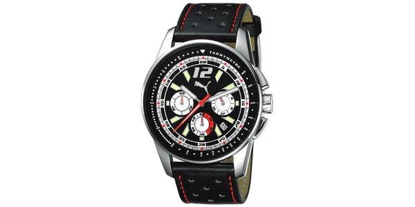 Pánske hodinky Puma s oceľovým púzdrom