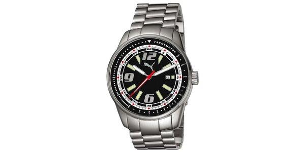 Pánske oceľové hodinky Puma