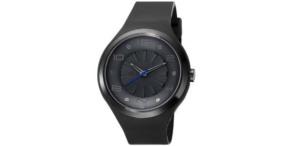 Pánske celočierne hodinky Puma