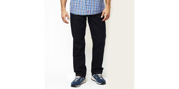 Pánske tmavo modré džínsy Dickies