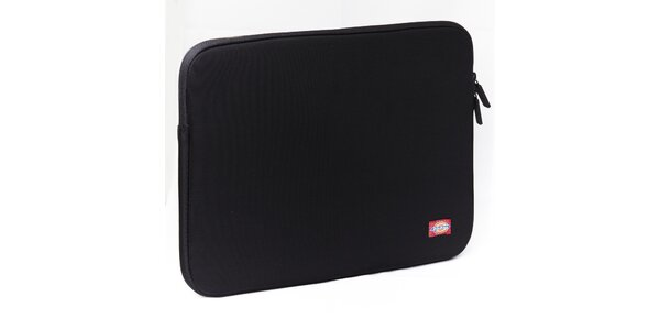 Čierny obal na notebook Dickies