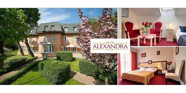 Hotel Alexandra *** – spoznajte Prahu a okolie