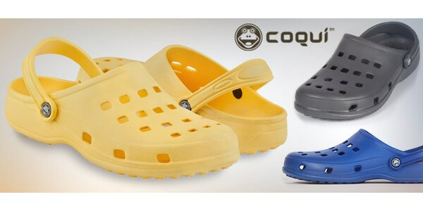 Pohodlné sandále Coqui