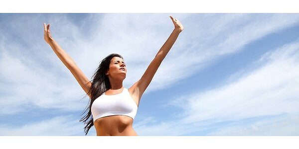 Oxygenoterapia - inhalácia 95% kyslíka 2 x 30 min.