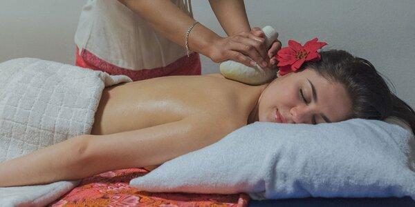 Úžasné balíčky thajských masáží
