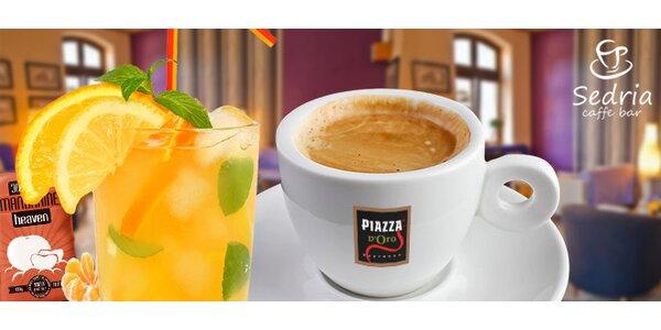 Osviežujúce exotické džúsy a káva