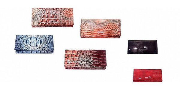 Luxusné peňaženky Cossroll, Doprava v cene!